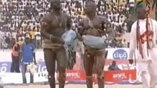 Derniers préparatifs avant le grand combat  Modou Lo Vs Balla Gaye 2 - Bantamba - 07 Août 2012