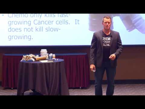 Live Like You Have Cancer 2016 Dr. Nick Wilson