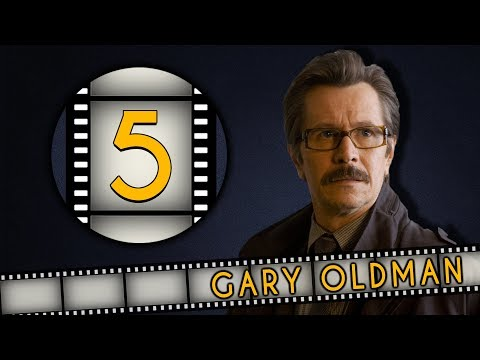 Top FIVE Gary Oldman Roles - Fanatic 5