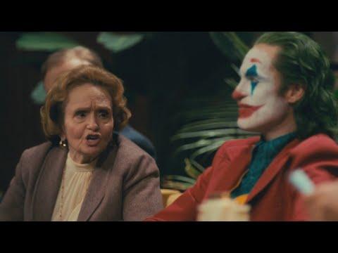"""Joker """"That's Not Funny"""" Scene"""