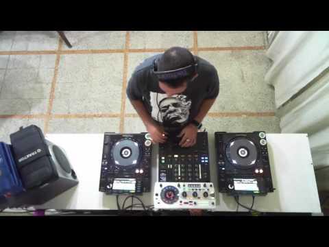 Living Room  Dj Guest - Carlos Ruiz  parte 1