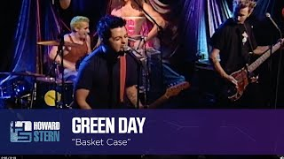 """Green Day """"Basket Case"""" on the Stern Show (1997)"""