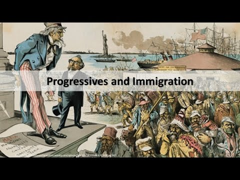 Immigration in Progressive America