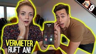 Bekommen wir ENDLICH eine WOHNUNG ?! VERMIETER ruft an! | Max und Chris