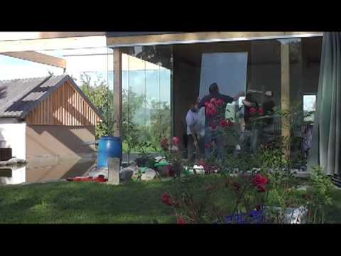 Christkindlaktion Alexander Pusch - Terrassenverglasung Sunflex SF ...