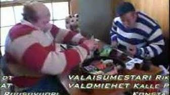 Vintiöt - Markku ja Ilkka ravintolassa