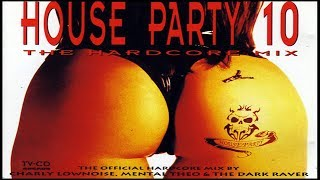 House Party 10 The Hardcore Mix 1994 CD Compilation