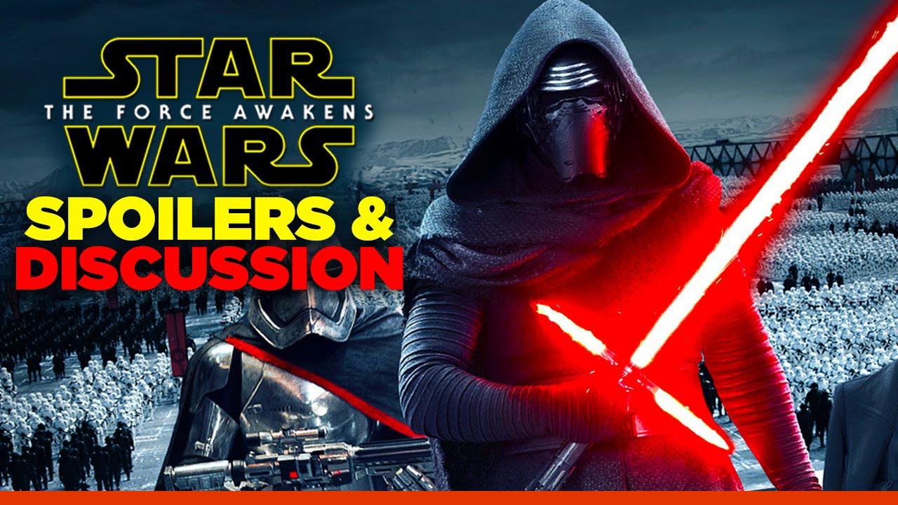 star wars 7 spoiler