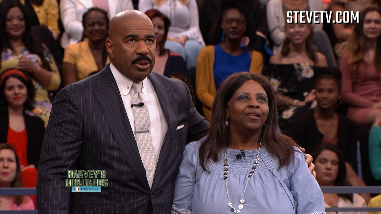 Steve Harvey Give High School Sweethearts A Chance To Win Money