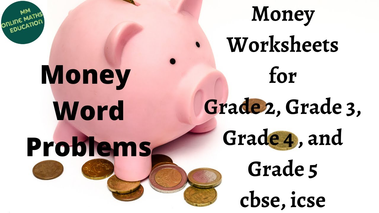 small resolution of MONEY WORKSHEETS FOR GRADE 2
