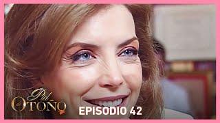 Piel de Otoño: Lucía se vuelve millonaria | C-42 | tlnovelas