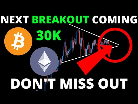 ALERT!! BITCOIN AND ETHEREUM AT A MAJOR KEY LEVEL! BREAKOUT OR BREAKDOWN??