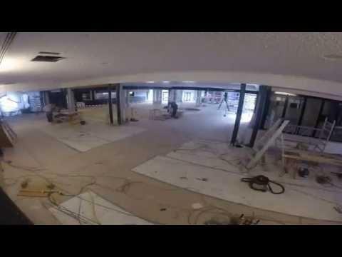 Verbouwing Theater de Flint 2014