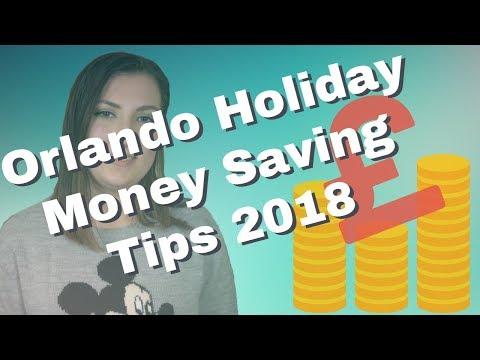 Money Saving Tips For A DisneyWorld/Universal/Orlando Holiday 2018