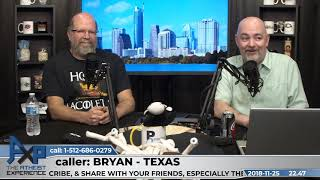 Morality, Well-Being | Bryan - TX | Atheist Experience 22.47