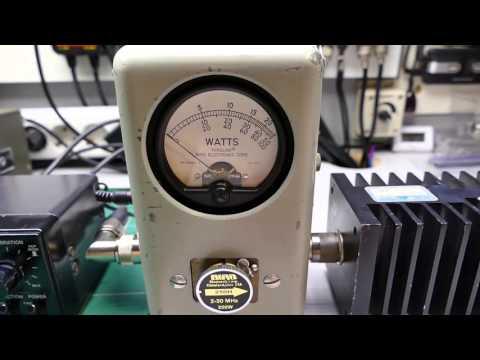Revision, reparacion & ajuste de un Kenwood TS 140S