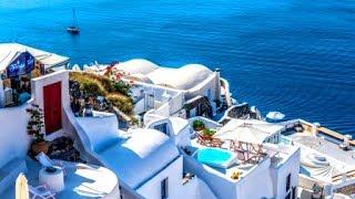 Обзор Греции (Santorini) от туристического агентства