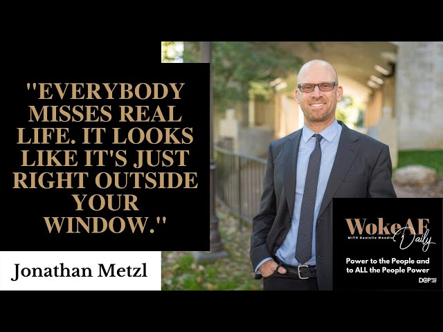 Great Equalizer? Jonathan Metzl on Race and COVID-19 - WokeAF Daily