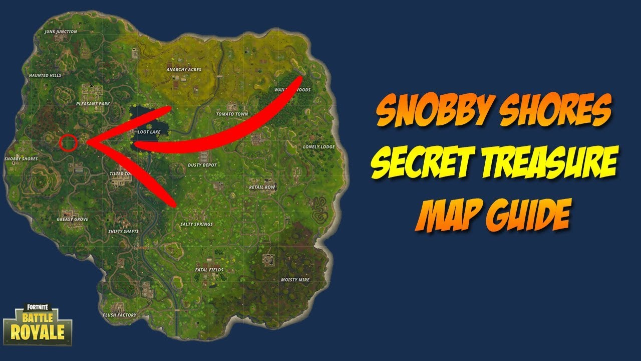 snobby shores map - photo #21
