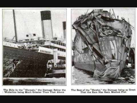The Life Of The Royal Mail Steamer Olympic