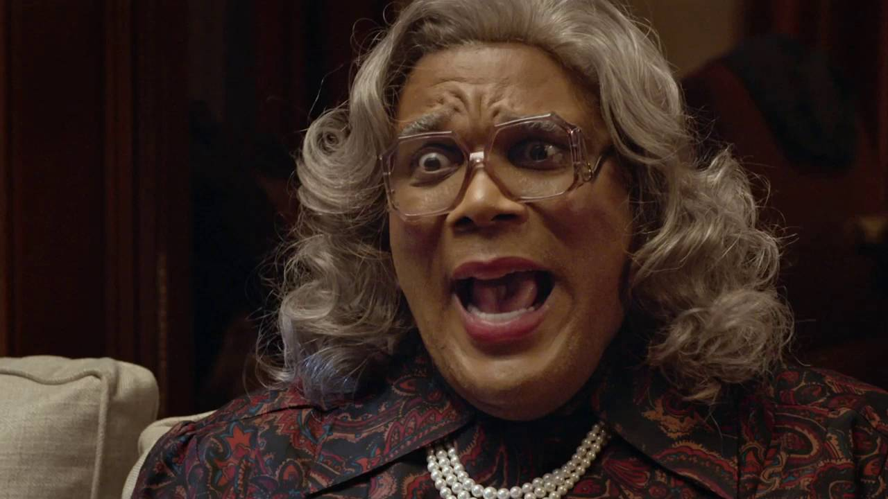 Download Tyler Perry's Boo! A Madea Halloween Official Movie Trailer