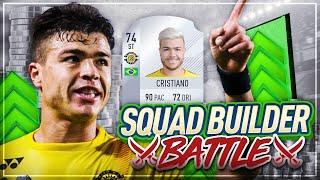 FIFA 18: CRISTIANO Squad Builder Battle VS Gamerbrother  🔥 Der BESTE SILBER Spieler in FIFA ?!