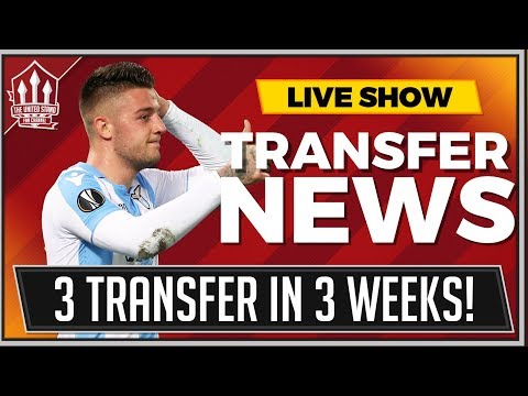Milinkovic-Savic, Bale, Perisic | Manchester United Transfer News