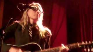 Aimee Mann sings Gumby Seattle 10 3 12