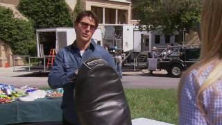 Tom Cruise Cameron Diaz Stunt Rehearsal Knight Day