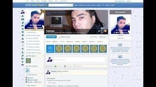видео презентация сайта Мой мир My.Mail.kz — Казахстанская социальная сеть