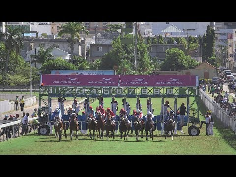 Faces of Africa - Horse Racing For Unity, Part One (Promo)