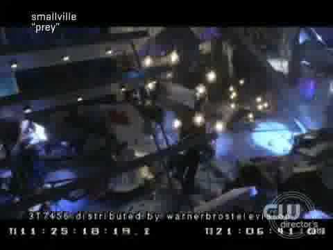 Smallville Season 8 episode 6 PREY:  Director's Cut