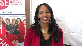 Testimonial - R.I.S.E. Women's Leadership Conference