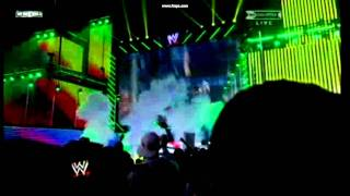 Royal Rumble 2009 Rey Mysterio entrance number 1