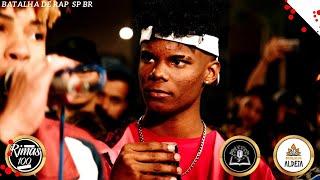 BLACK O MC QUE MANIPULA AS PALAVRAS 😏!!! | BATALHA DE RAP