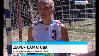Серьезную заявку сделали ставропольские гандболистки