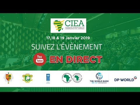 Follow live the International Conference on the Emergence of Africa 17/01/2019