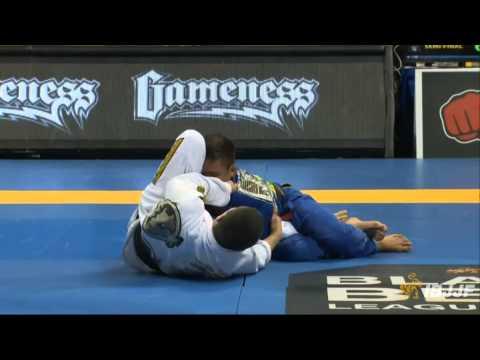 Paulo Miyao vs Gabriel Moraes ibjjf worlds 2014