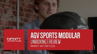 AGV Sports Modular | Unboxing & Review
