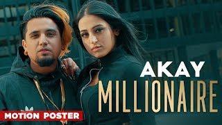 Millionaire Motion Poster A Kay Western Penduz Latest Punjabi Teasers 2019 Coming Soon