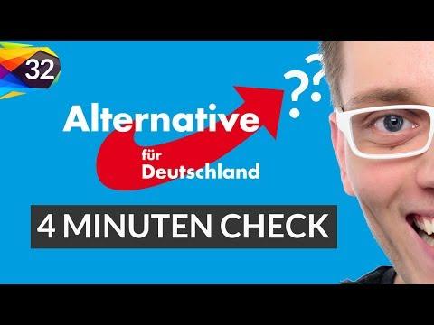 AfD wählen? Last Minute Check ✔️ Wahlprogramm 2017 Alternative für Deutschland | Folge #32