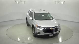 181472 - New 2018 Chevrolet Traverse Test Drive