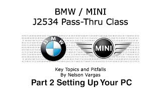 BMW ISTA Pass-Thru Devices - Autologic NCTS 2018 Part 2