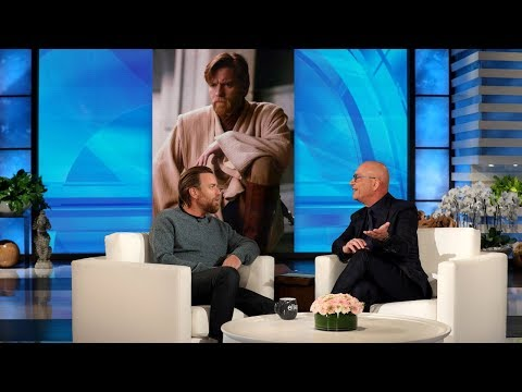 Ewan McGregor Felt Embarrassed That He Lied About 'Star Wars'
