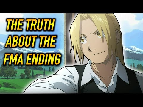 The Truth About Fullmetal Alchemist's Ending