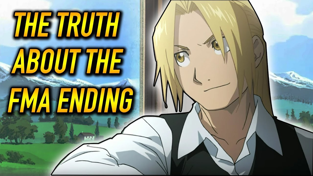 The Truth About Fullmetal Alchemist's Ending - YouTube