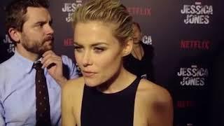 Rachael Taylor discusses her role as Trish Walker in Jessica Jones