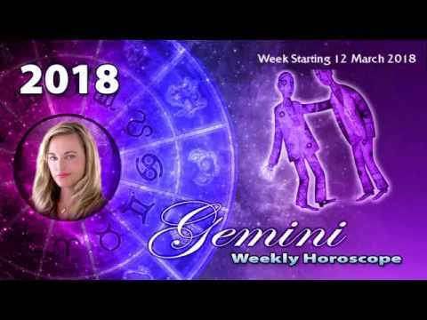 gemini weekly horoscope march 12
