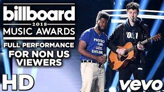 [HD] Shawn Mendes & Khalid - Youth (Live at Billboard Music Awards 2018)