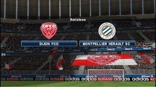 Montpellier vs Dijon - Goals & Highlights - Ligue 1